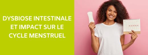 cycle menstruel et microbiote