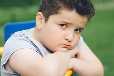 obésité infantile et hypersensibilités alimentaires